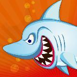 鲨鱼游戏:饥饿的短跑高清