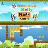 Traveller Cat Molly