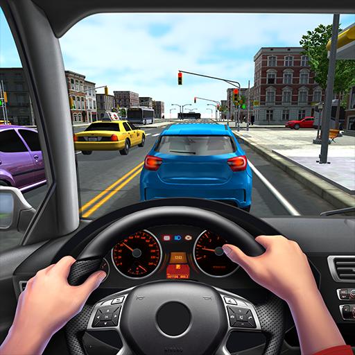 3D模拟城市驾驶
