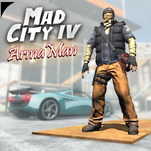 疯狂城市4 Arma Man