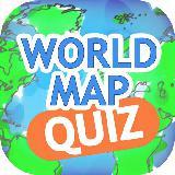 世界地图测验地理游戏