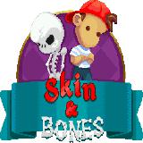 Skin and Bones - retro style platform game