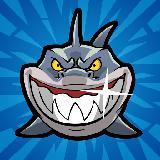 鲨鱼或模具自由