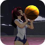 Basketball Hoop : Three point shootout