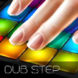 鼓垫dubstep music maker dj