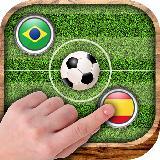 足球帽 - 用手指进球