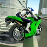 Street Motorbike Rider 3D
