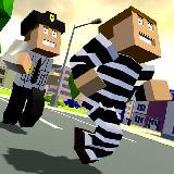 Blocky City Cop: Criminal Hunt