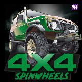 Spinwheels: 4x4 Extreme Mountain Climb