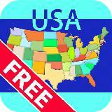 地图通 Free - 美国