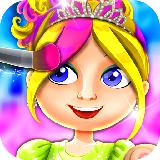 Little Princess Royal Makeup