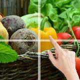 玩美妙的蔬菜和高清蔬菜最好的3D拼图玩乐