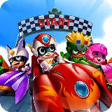 Toon Car Transform Racing Game