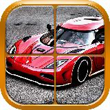 汽车拼图 - 男孩游戏