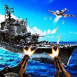 海军战舰攻击3D  -  fps摊牌2019年