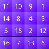 Crazy Clicker (Shulte tables)