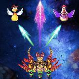 Strike Galaxy Attack - Chicken Invaders