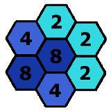 Power of Hexagons