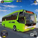 城市公交车模拟器:教练驾驶游戏
