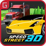Speed Street 3D - Car Racing Game