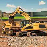 Heavy Excavator Crane 2016