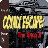 Comix Escape: The Shop II