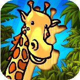 Animal Puzzle - Wild Animals for Kids and Toddlers