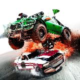 Clash of Cars Derby Action