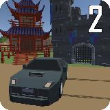 Poly Drift 2: Time Travel Racer