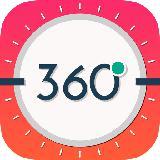 360 Circle Spin