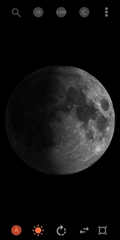Moon Atlas 3D 游戏截图2