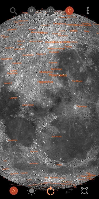 Moon Atlas 3D 游戏截图5