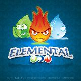 Elemental Blobs Puzzle