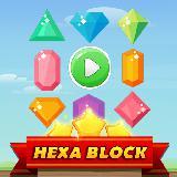 Hexa Block- 六角方块拼图