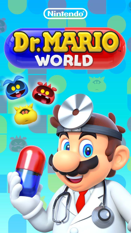 马力欧医生世界 游戏截图1