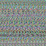 Stereogram Mysteries 3D-Eye exercise Steganography