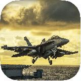 F18 Fighter Flight Simulator