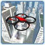Tiny Drones - City Flight
