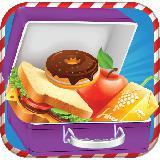 儿童学校午餐食品生产商