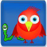 Hungry Bird  Adventure Game