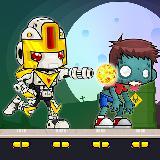 SUPER ROBOT: Survival Zombie Wars