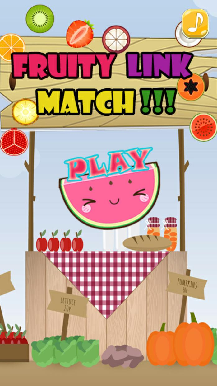 水果链接匹配 游戏截图1