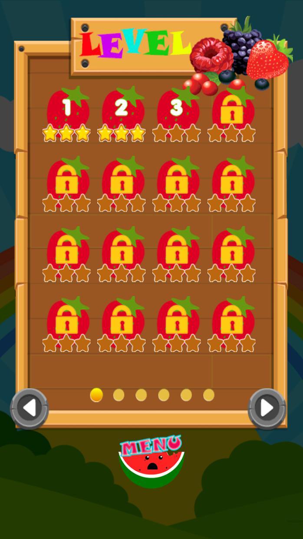 水果链接匹配 游戏截图2