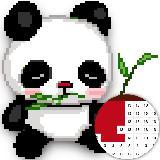 Sanbox Pixel Art - Color by Number:Number Coloring