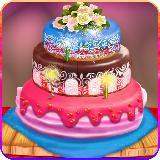 蛋糕装饰 - 烹饪比赛