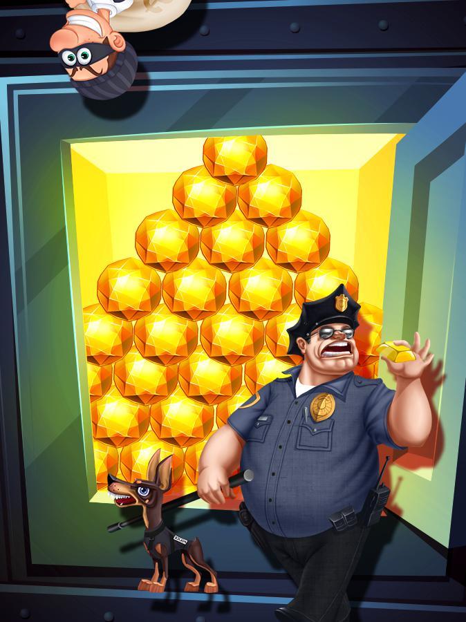 钻石大劫案 游戏截图2