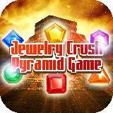 Jewelry Crush Pyramid Game