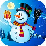 Christmas Color & Scratch for kids & toddlers ☃
