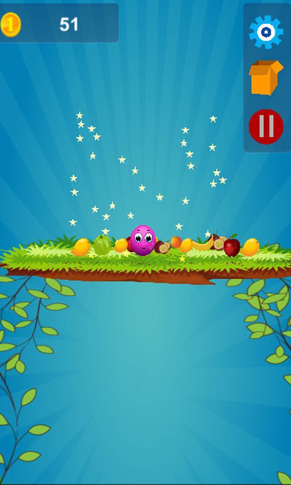 可爱的球跳 游戏截图3