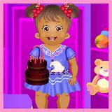 Baby Daisy Birthday Party